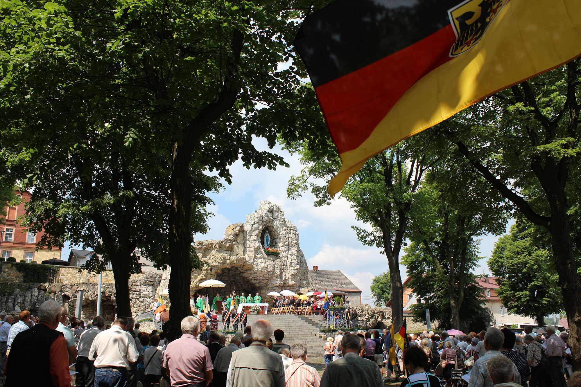 Mniejszość Niemiecka Spis powszechny
